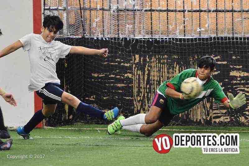 Portero-Deportivo Chicago-Celaya FC-Chitown Futbol