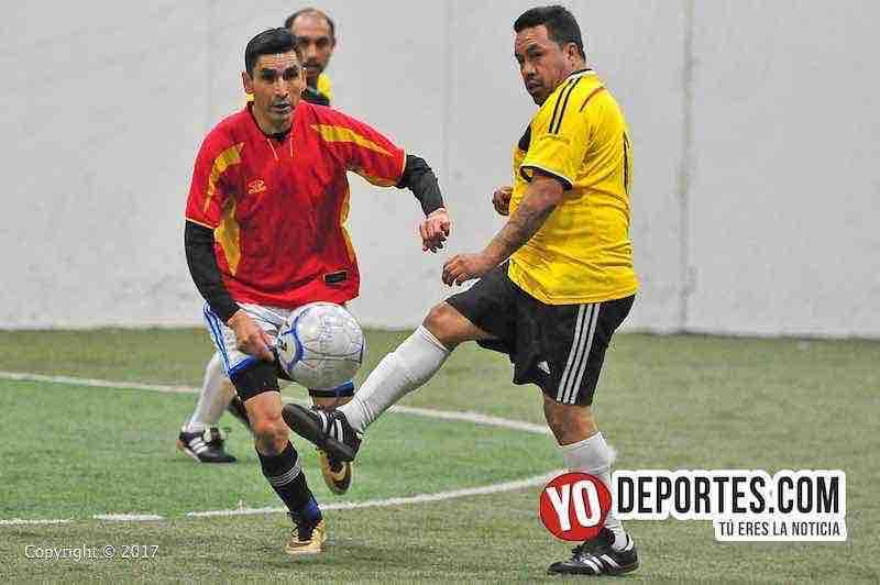 Veteranos-Santos San Luis-Deportivo Leon-Liga Latinoamericana