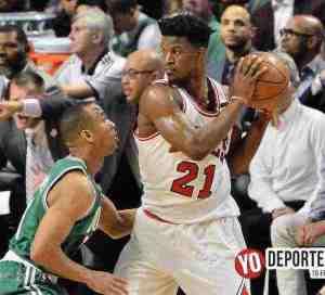 Bulls pierden con Celtics de Boston el juego tres de los playoffs