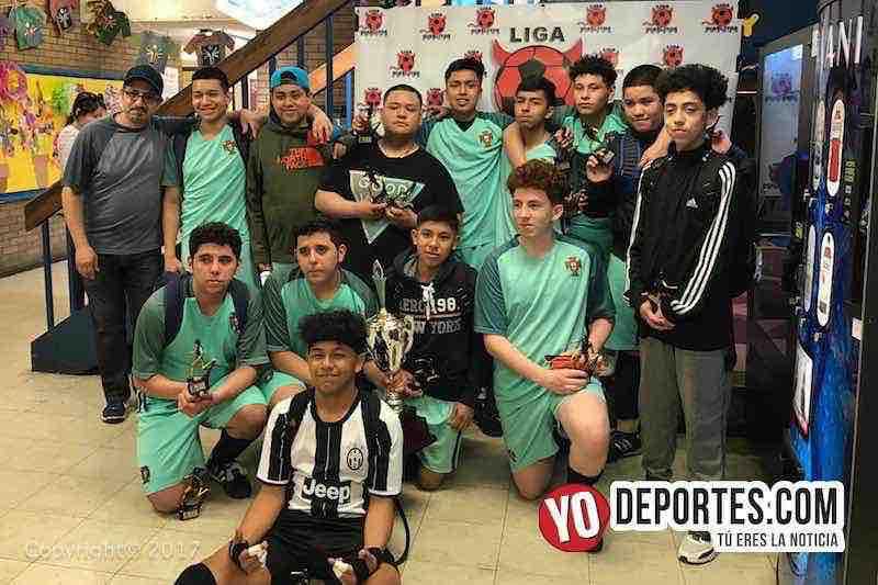 Jolly Rogers-Campeones-Liga Diablitos