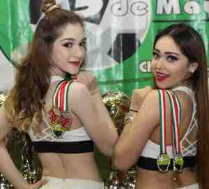 Leslie y Vanessa premiaron a los campeones