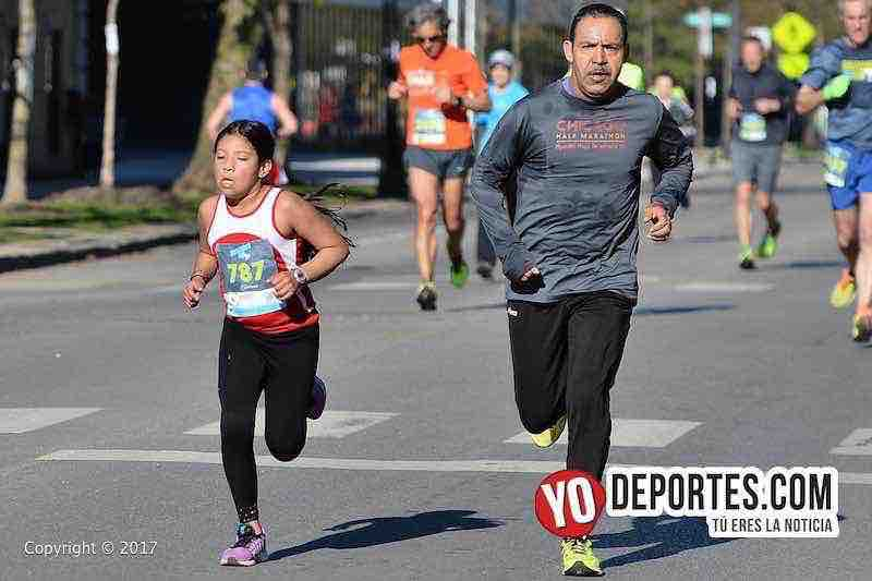 Lizeth Montes-Chicago Road Runners-Ravenswood 5K