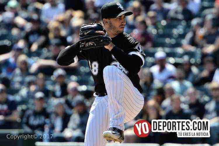 Miguel Gonzalez-El Mariachi-Chicago White Sox-Minnesota-Twins