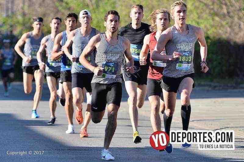 Mizael Carrera-Ravenswood 5K Run Chicago