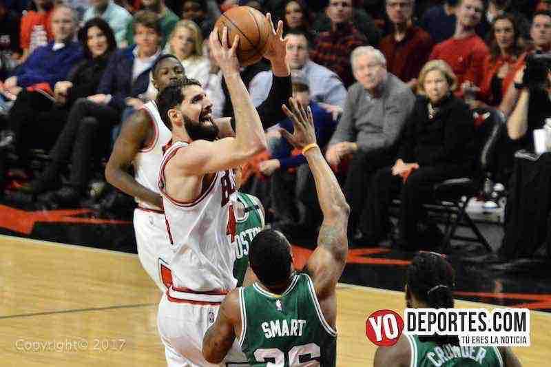 Nilkola Mirotic-Chicago Bulls-Boston-Celtics-NBA-playoffs