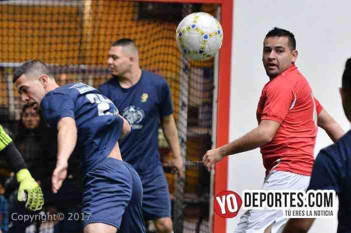 Tilza Morelos-CD Fenix-Final-Liga Interamericana-Chitown Futbol