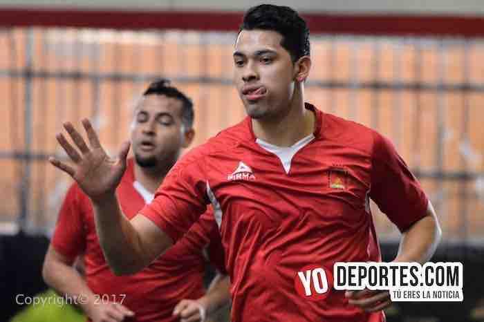 Tilza Morelos-CD Fenix-Liga Interamericana-Chitown