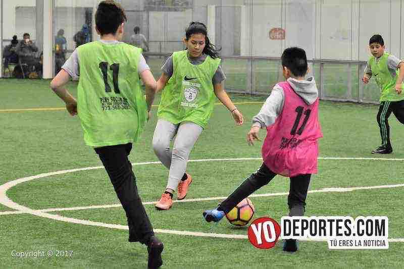 Tuzos Chicago Soccer Academy-escuela de futbol