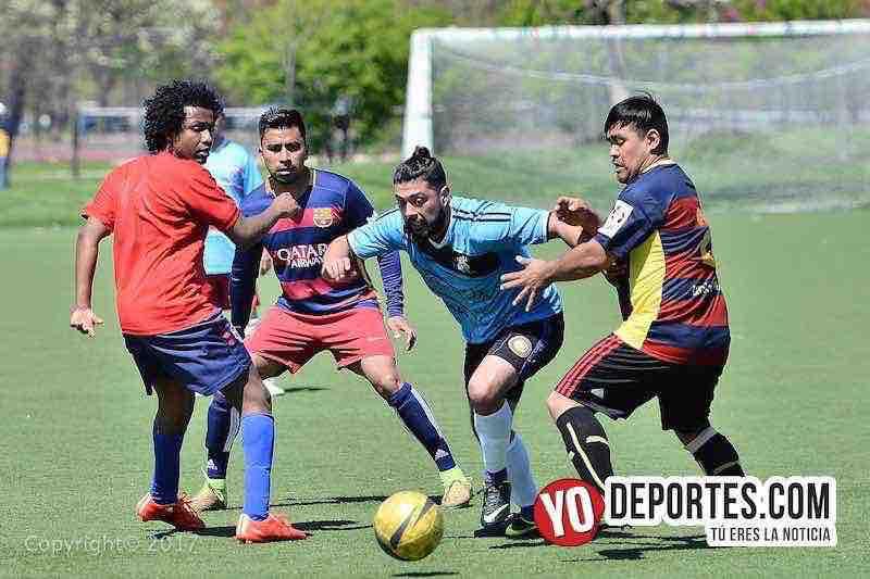 Valedores contra Deportivo Hidalgo-Liga Douglas