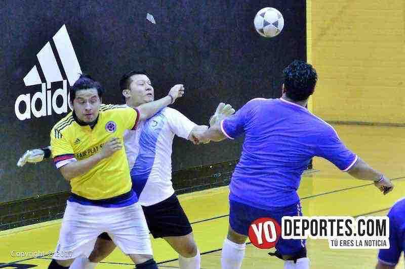 Villatoro-Inseparables B-Finales-Liga San Jose-porteroFrancer Aguilar-