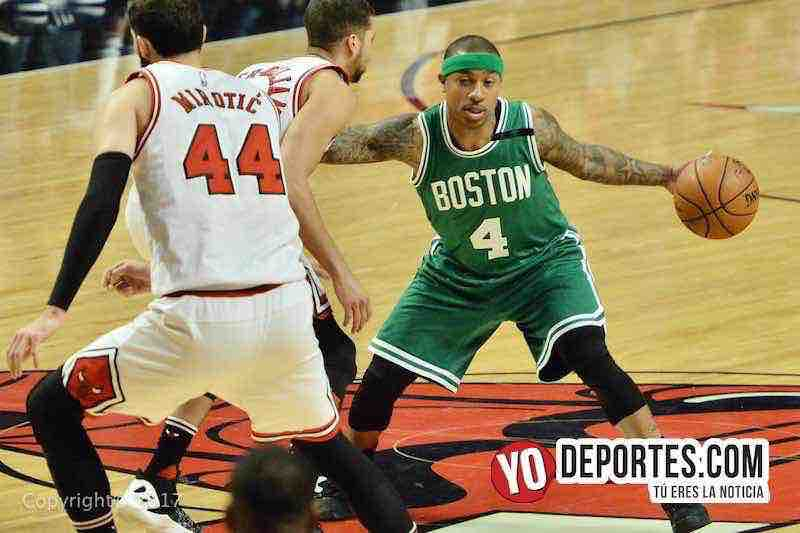 isaiah thomas-Chicago Bulls-Boston Celtics game 4