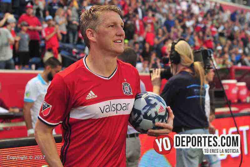 Bastian Schweinsteiger-Chicago Fire 4-1 Seattle Sounders FC