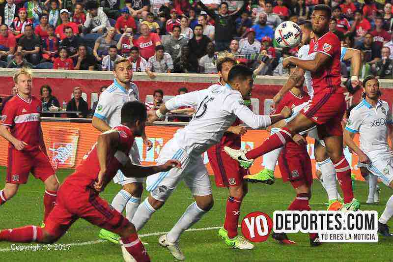 Chicago Fire-Seattle Sounders FC