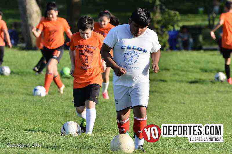 Futbol-Tuzos Chicago Soccer Academy