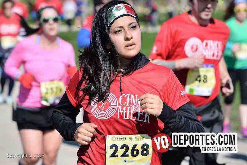 Marlyne Gonzalez–5 de Miler 2017
