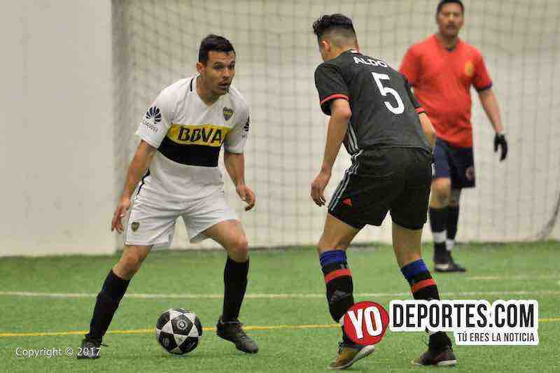 Milan-Iguala-Liga Douglas-Chicago