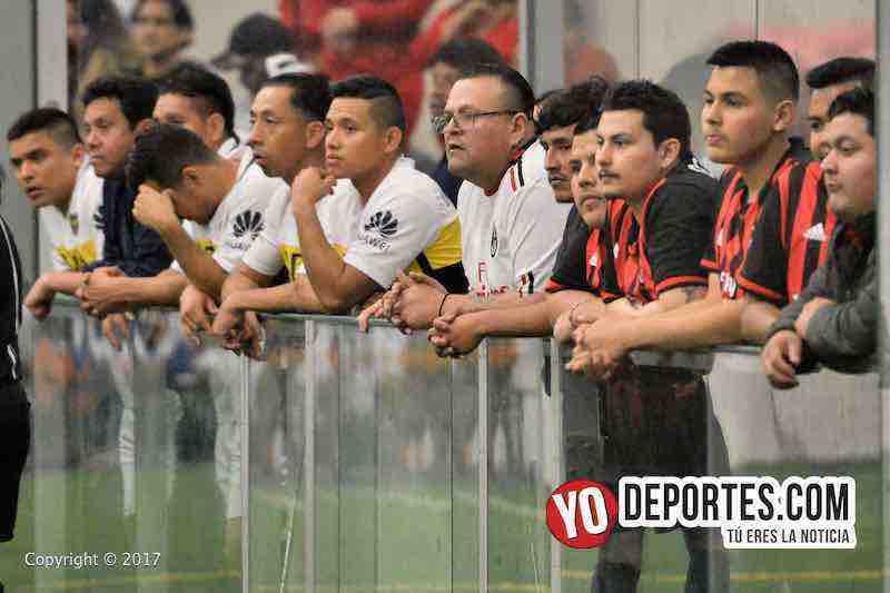 Milan-Iguala-Liga Douglas final