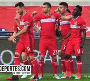 Accam y Nikolic encienden al Fire y logran cuarta victoria consecutiva