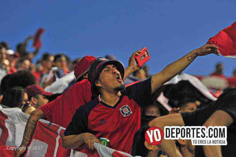 Porra-Sector Latino-Chicago Fire 4-1 Seattle Sounders