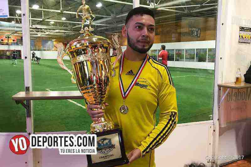 Portero Alex Perez-Fire Evolution-Dynamic FC-Final-Mundi Soccer League