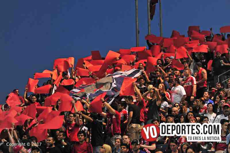 Sector Latino-Chicago Fire-Seattle Sounders