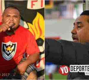 Choque de estrategas José Torres de Fire Evolution vs. José Moreno de Dynamic FC
