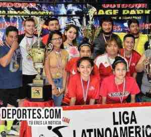 Buchanas conquistan final Coed en Liga Latinoamericana