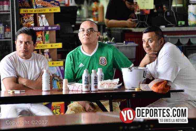 Mexico-Alemania-Chitown-Copa Confederaciones