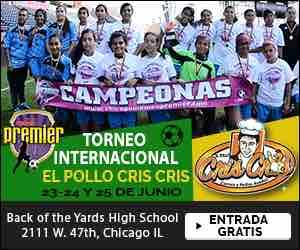 Torneo Internacional Futbol Femenil El Pollo Cris Cris