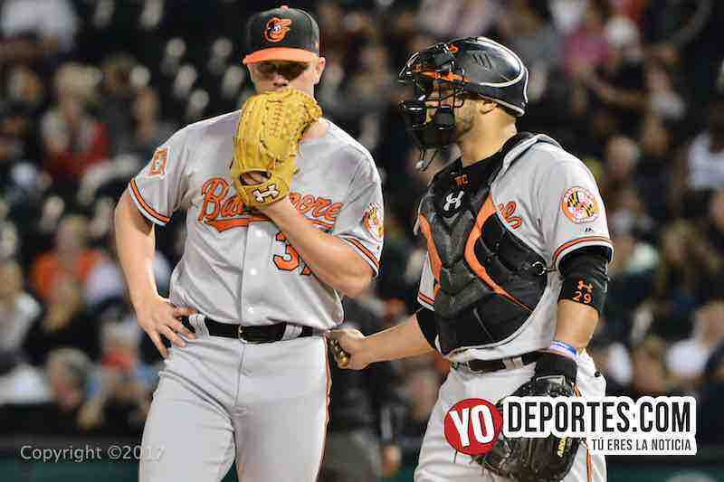 Wellington Castillo-Dylan Bundy-White Sox-Orioles-Baltimore