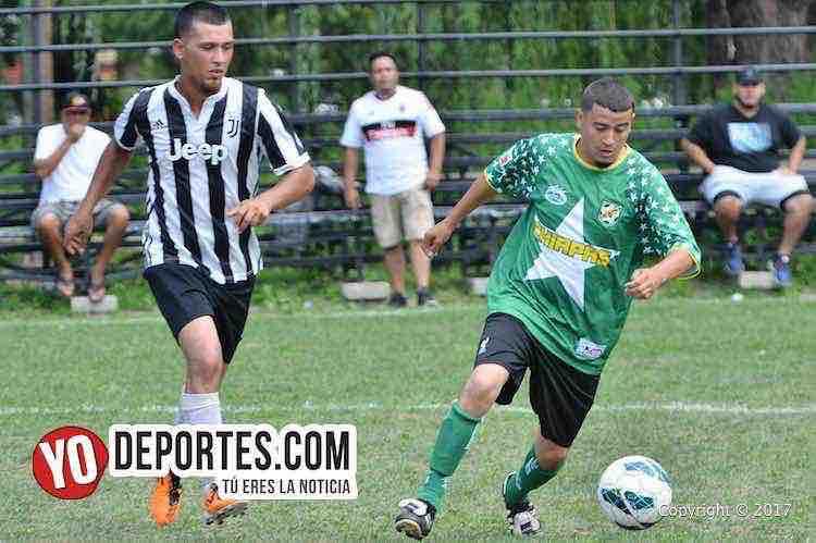 Deportivo Guanajuato-La Familia-Liga 5 de Mayo-league