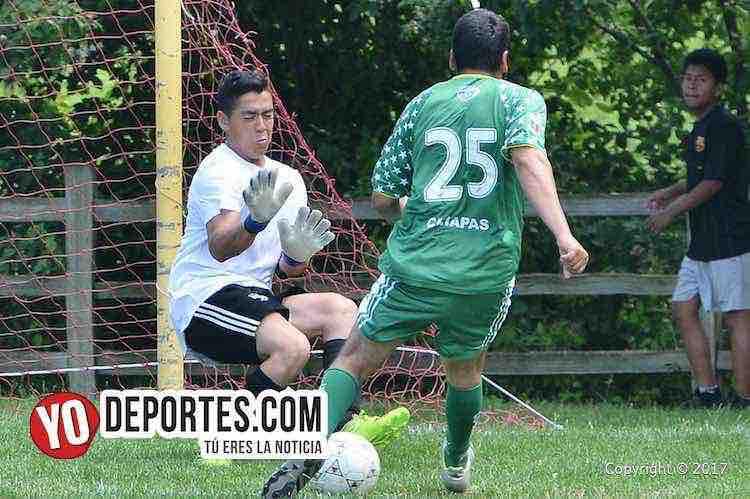 Deportivo Guanajuato-La Familia-Liga 5 de Mayo-portero