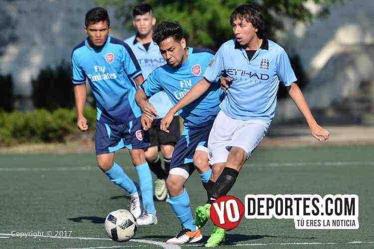 Fierro FC-Real Cuauhtemoc-Liga San Francisco-Chicago