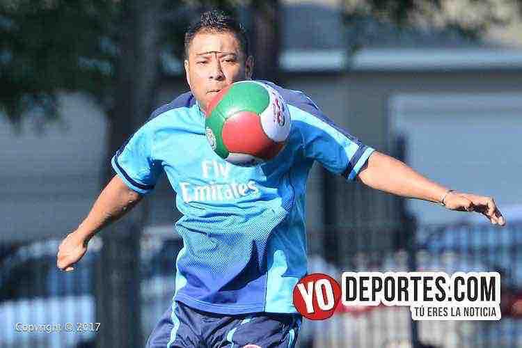 Fierro FC-Real Cuauhtemoc-Liga San Francisco
