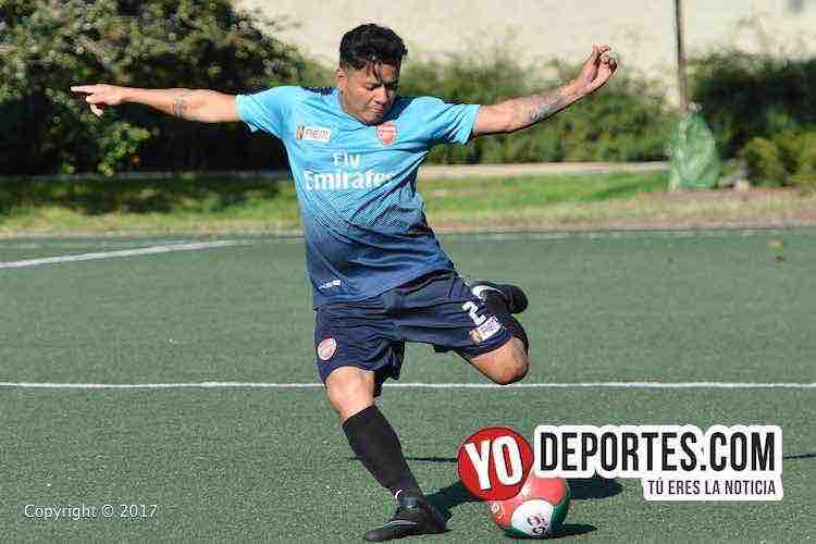 Fierro FC-Real Cuauhtemoc-futbol-Liga San Francisco