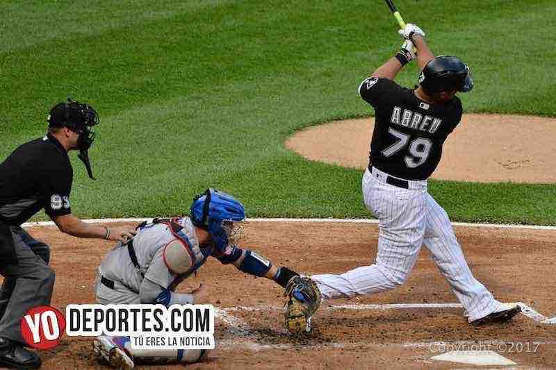 Jose Abreu-Medias Blancas-White Sox-Dodgers