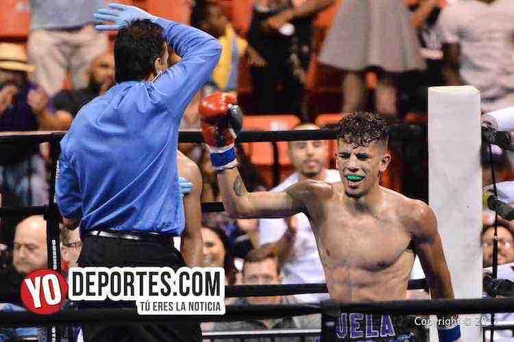 Josh Hernandez-Gavino Guaman-Warriors Boxing-KO