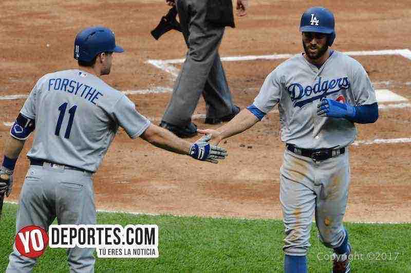 Logan Forsythe-Medias Blancas-White Sox-Dodgers