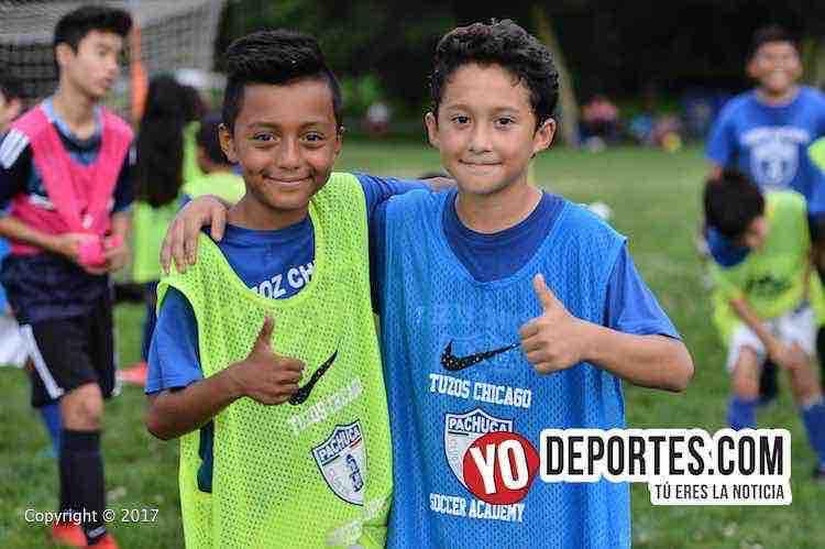 Tuzos Chicago Soccer Academy-clinicas