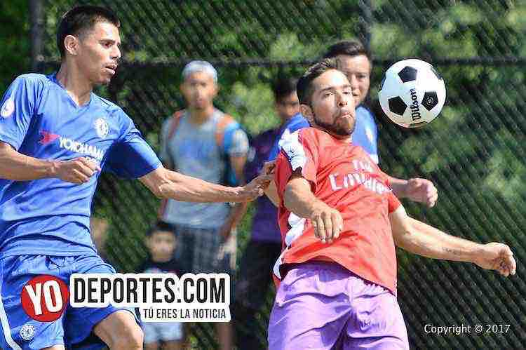 Adjuntas-Devils Liga 5 de Mayo Soccer League-chicago