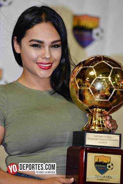 Alejandra Saldana-Chitown Futbol-soccer