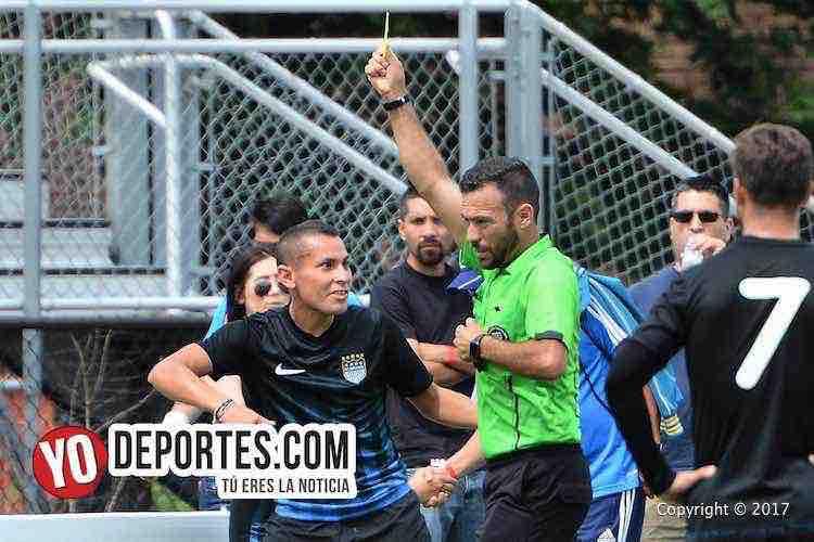 Arbitro Eulogio Villalpando-Nacional-San San-CLASA
