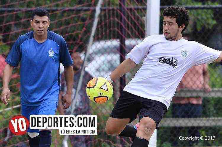 Artilleros Brasil-Yuriria-Liga 5 de Mayo soccer
