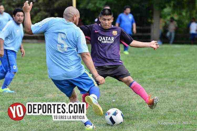 Artilleros-Toros Neza-Liga 5 de Mayo-futbol
