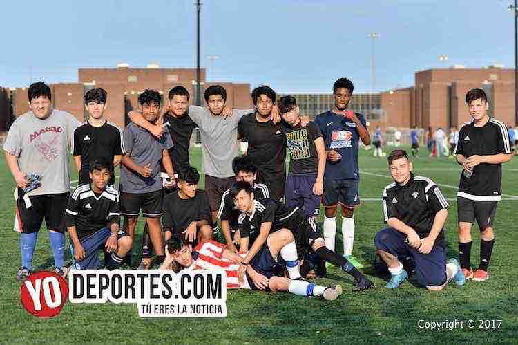 Cejas FC-Chicago Soccer League-La Villita Park
