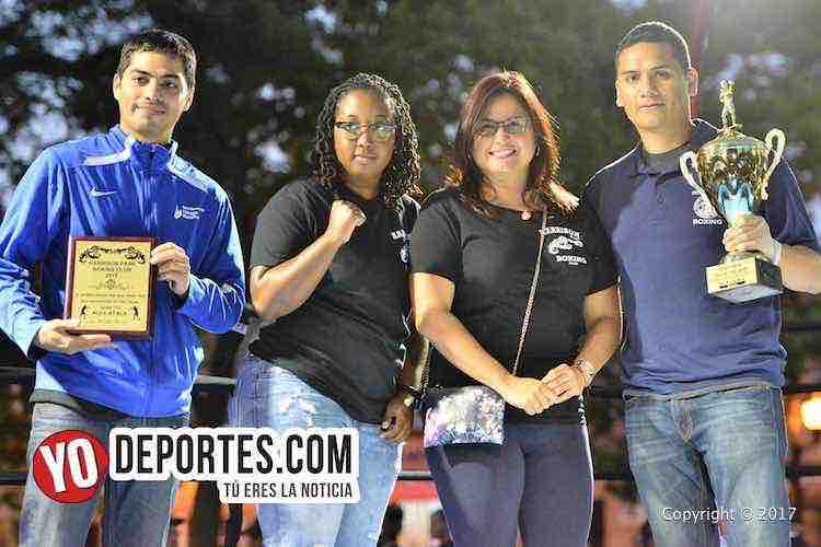 Fermin Ayala-Harrison Park Boxing Show