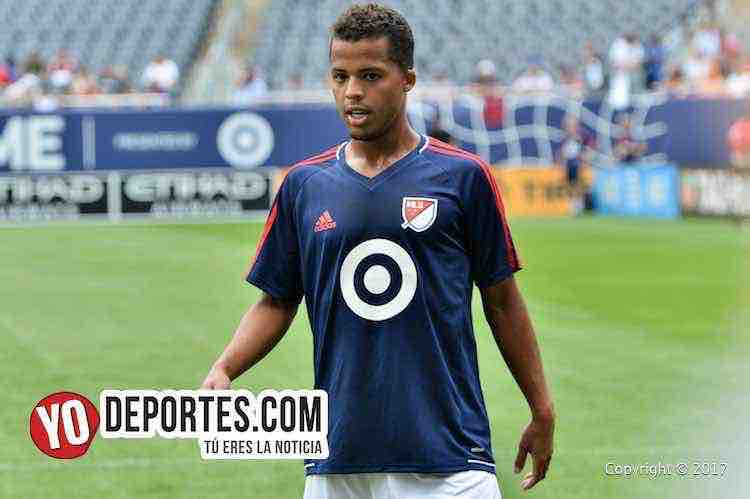 Giovani dos Santos-MLS Allstar-Real Madrid-Soldier Field