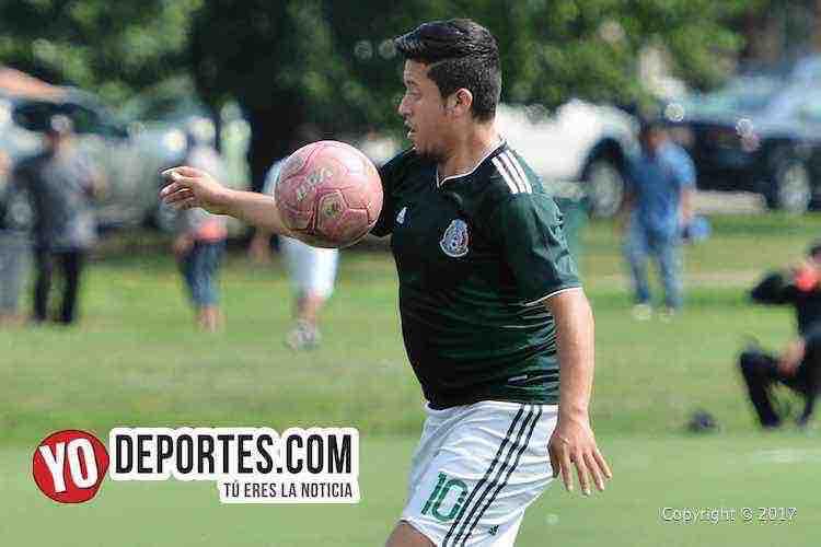Ricardo Galvan-Douglas Boys-Estrella Blanca-Liga Douglas