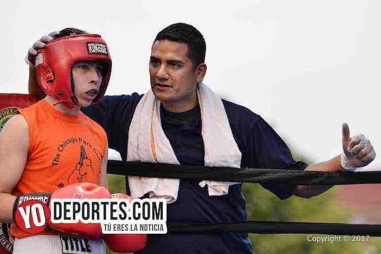 Xavier Luna-Adrian Rueda-Harrison Park-Fermin Ayala