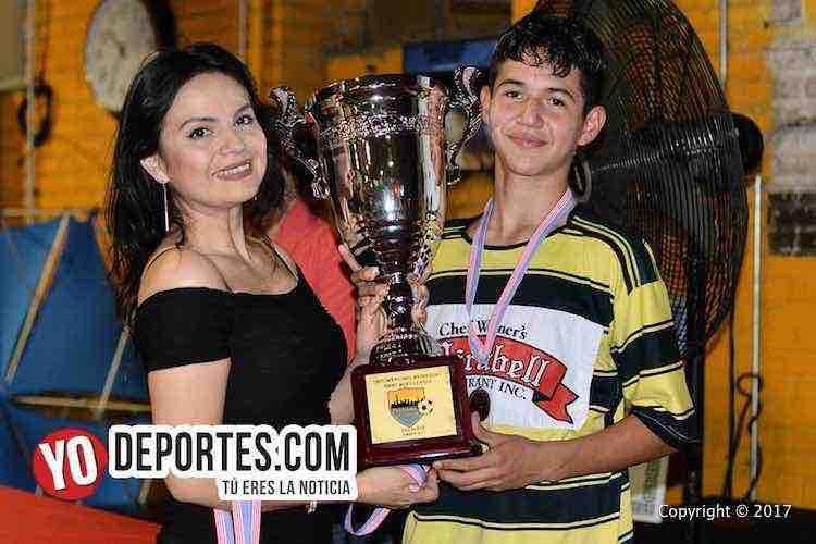 Atletico Espanol-Chitown Futbol Mens Wednesday Night League